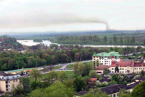 Днестровское Водохранилище Карта