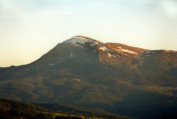 Гора петрос 2022 м одна из наивысших в