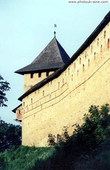City Lutsk. Lutsk's castle Volyn Region Ukraine photos