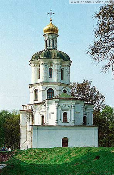 Town Chernihiv. House of Collegiums Chernihiv Region Ukraine photos