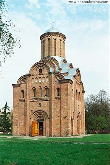 Town Chernihiv. Church of Good Friday Chernihiv Region Ukraine photos