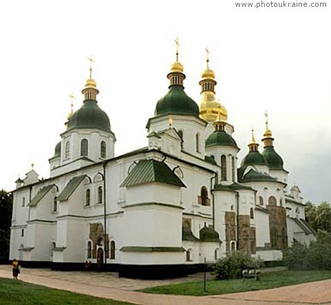 St. Sophia Cathedral Kyiv City Ukraine photos