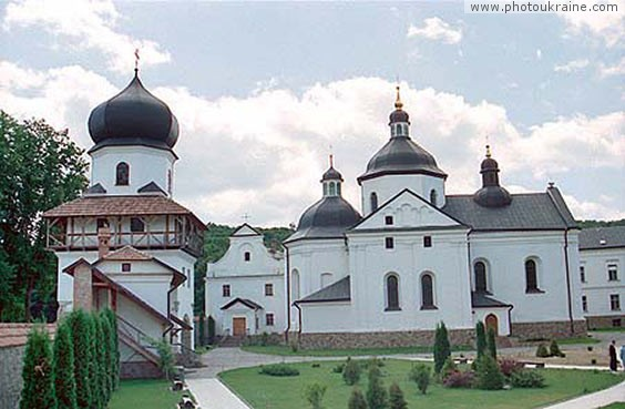 Basilian Monastery Lviv Region Ukraine photos