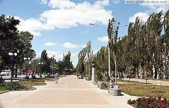 Berdiansk Zaporizhzhia Region Ukraine photos