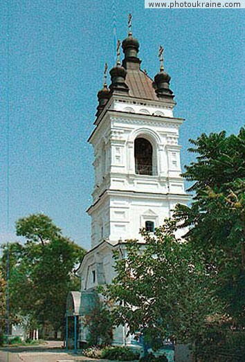 Церковь Св. Николая в Килии
