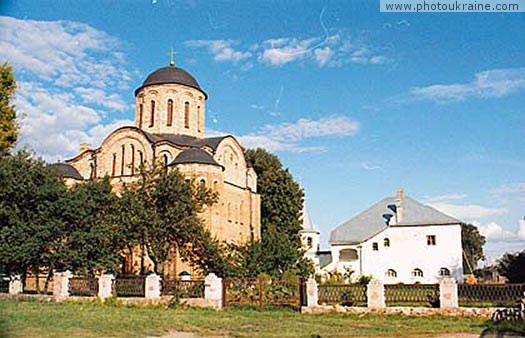 Vasyl Monastery Zhytomyr Region Ukraine photos