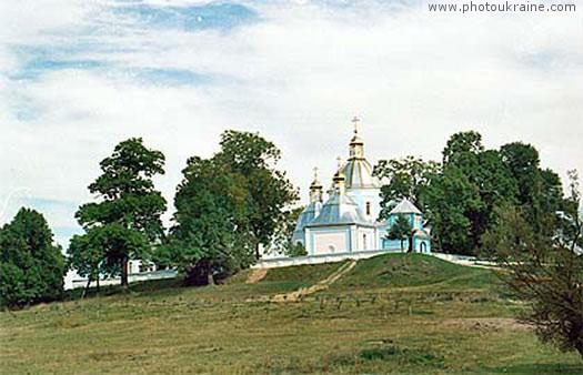 Assumption Monastery Volyn Region Ukraine photos