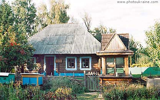 Village Chortoryia. Country estate of Ivan Mykolaychuk Chernivtsi Region Ukraine photos