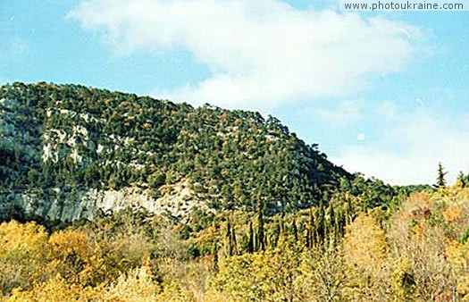 Yalta Mountain-Forest Reserve Autonomous Republic of Crimea Ukraine photos