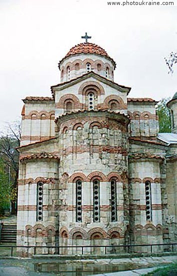 Ioanna Predtechi Church Autonomous Republic of Crimea Ukraine photos
