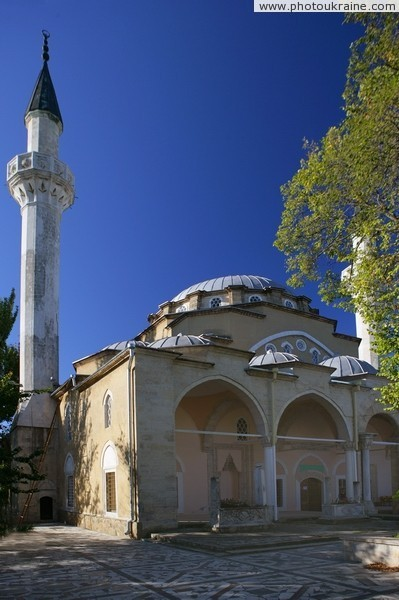 Yevpatoria. Mosque Dzhuma-Dzhami Autonomous Republic of Crimea Ukraine photos
