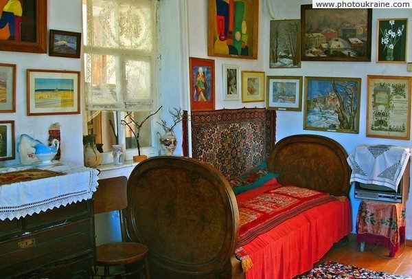 Bakhchysarai. In Museum of Ye. Nagayevskaya & A. Romm Autonomous Republic of Crimea Ukraine photos
