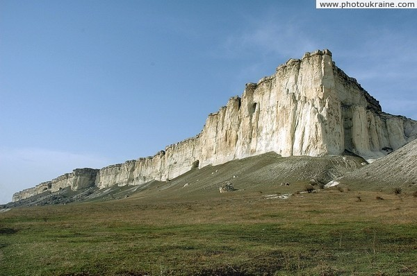 Ak-Kaia (White rock) Autonomous Republic of Crimea Ukraine photos