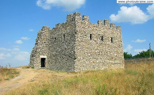 Simferopol. Ruins of Scythian Naples Autonomous Republic of Crimea Ukraine photos
