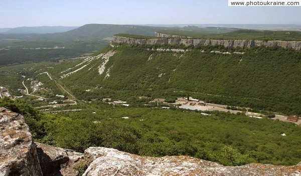 Reserve Kacha river Canyon Autonomous Republic of Crimea Ukraine photos