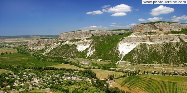 Belbek river Canyon Autonomous Republic of Crimea Ukraine photos
