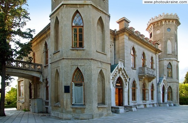 Gaspra. Palace Golitsyn – Panina Autonomous Republic of Crimea Ukraine photos