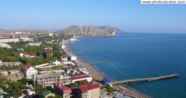 Sudak Bay Autonomous Republic of Crimea Ukraine photos