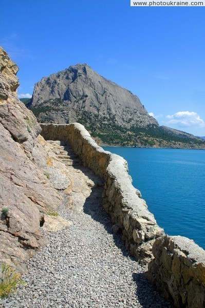 Novyi Svet. Golitsyn trail Autonomous Republic of Crimea Ukraine photos