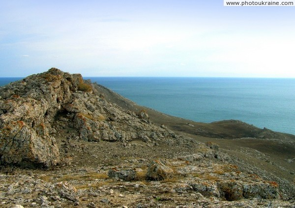 Opuksky Nature Reserve –Opuk Hill Autonomous Republic of Crimea Ukraine photos