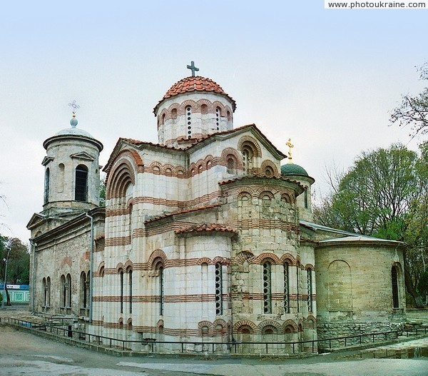 Kerch. Kerch. Church of St. John the Baptist Autonomous Republic of Crimea Ukraine photos