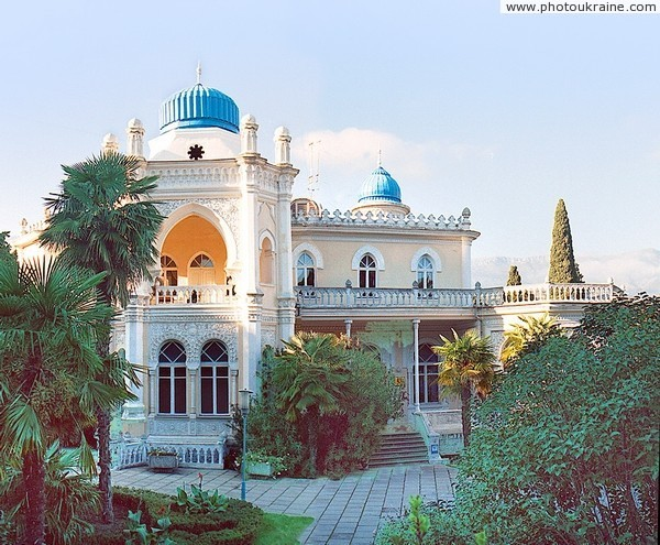 Yalta. Palace of Bukhara's Emir Autonomous Republic of Crimea Ukraine photos
