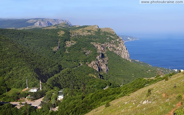 Crimean Reserve. Mountainous part Autonomous Republic of Crimea Ukraine photos