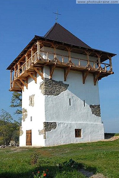Busha. Fortress tower – Reserve decoration Vinnytsia Region Ukraine photos