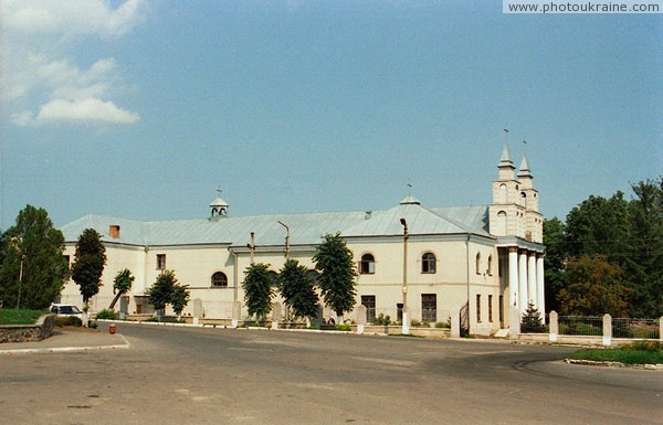 Tomashpil. Catholic church Vinnytsia Region Ukraine photos