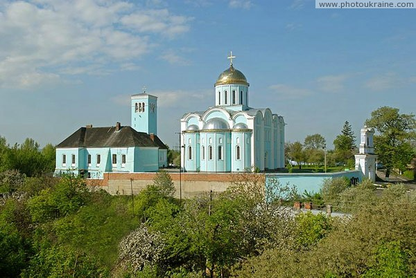 Volodymyr-Volynskyi. Diocesan center Volyn Region Ukraine photos