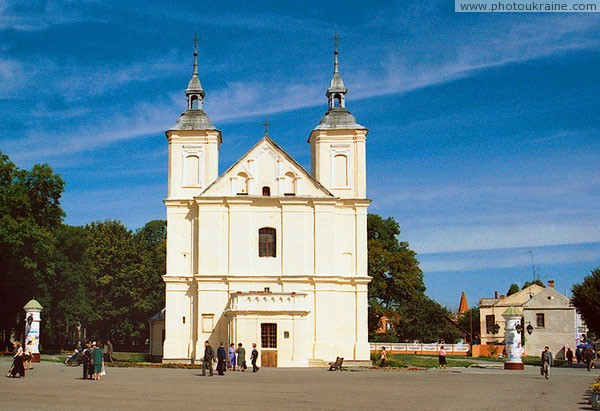 Volodymyr-Volynskyi. Catholic Joachim and Anna Volyn Region Ukraine photos