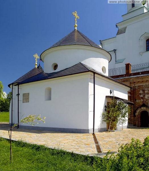 Zymne. Holy Trinity church Volyn Region Ukraine photos