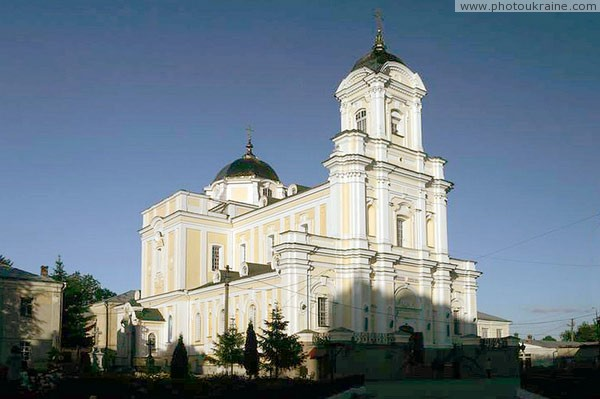 Lutsk. Trinity cathedral Volyn Region Ukraine photos