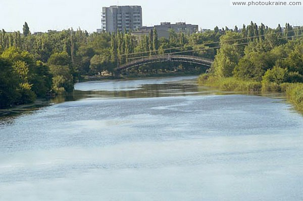 Novomoskovsk. Samara River Dnipropetrovsk Region Ukraine photos