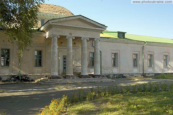 Novomoskovsk. Monastery building Dnipropetrovsk Region Ukraine photos