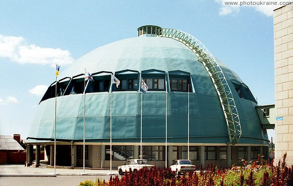 Mariupol. Dome sports complex Donetsk Region Ukraine photos