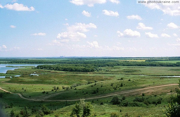 Donbas horizon Donetsk Region Ukraine photos