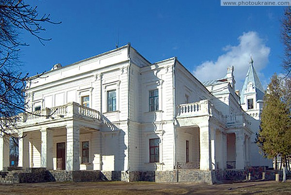 Andrushivka. Manor house Tereshchenko Zhytomyr Region Ukraine photos