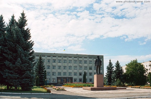 Andrushivka. District authorities and V. Lenin Zhytomyr Region Ukraine photos