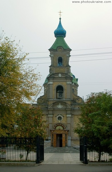 Berdychiv. Bell tower of St Nicholas Cathedral Zhytomyr Region Ukraine photos