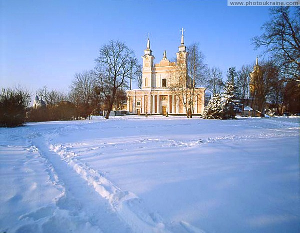 Zhytomyr. Cathedral Church of St. Sophia Zhytomyr Region Ukraine photos