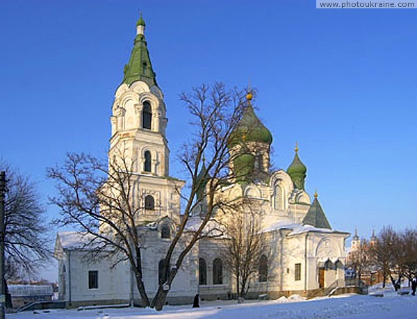 Zhytomyr. Museum of Nature in Vozdvizhenska church Zhytomyr Region Ukraine photos