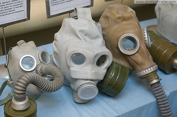 Korosten. Chemical protection to bunker – holy Zhytomyr Region Ukraine photos