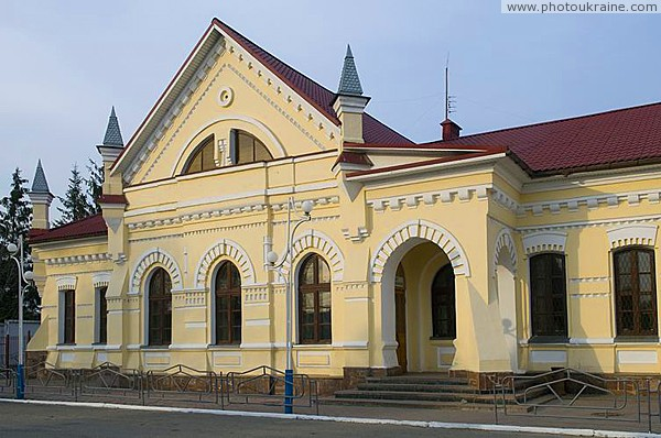 Malyn. Station Zhytomyr Region Ukraine photos