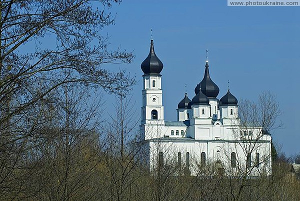 Ovruch. Grand Saviour Cathedral Zhytomyr Region Ukraine photos