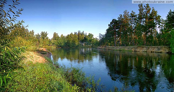Poliskyi Reserve. Main river reserve Zhytomyr Region Ukraine photos