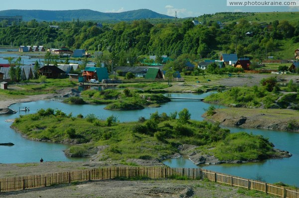 Solotvyno. Solotvyno spa resort Zakarpattia Region Ukraine photos