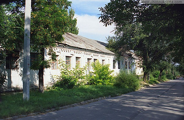 Vasylivka. Commercial building estates Popov Zaporizhzhia Region Ukraine photos