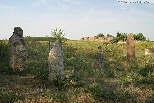 Terpinnia. Stone sculptures to suit every taste Zaporizhzhia Region Ukraine photos