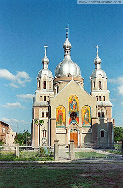 Bolechiv. Church of the Holy Mother Bears Ivano-Frankivsk Region Ukraine photos